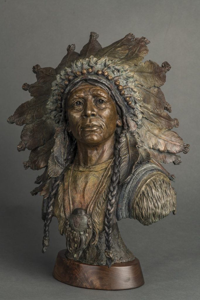 sculpture, art show